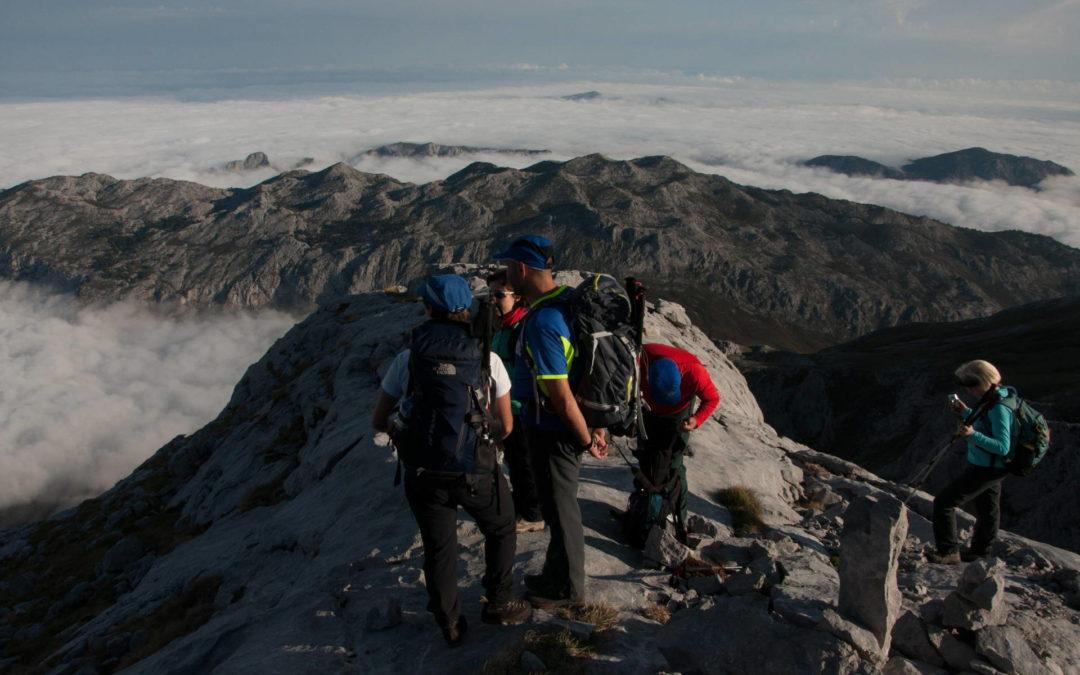 Cumbres del Ándarra y Urrieles