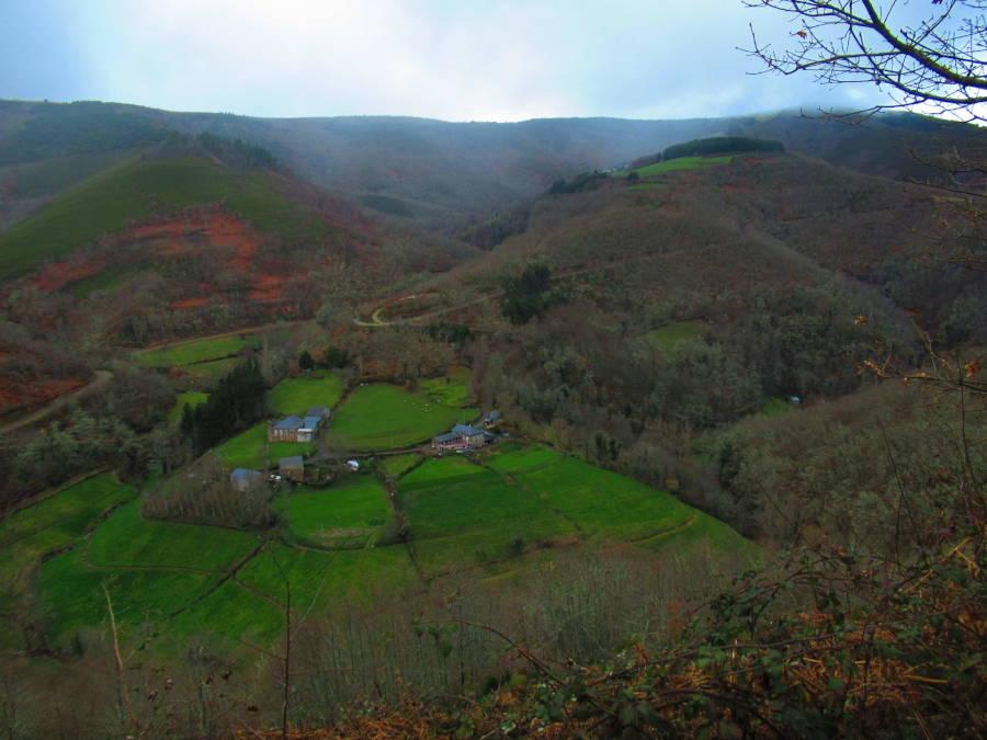 Ruta Castillo de Doiras